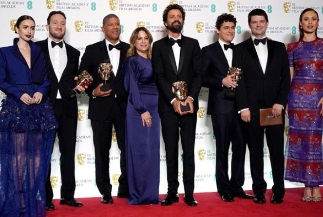 Καλύτερη βρετανική ταινία ανακηρύχθηκε η «Ευνοούμενη» του Γιώργου Λάνθιμου
