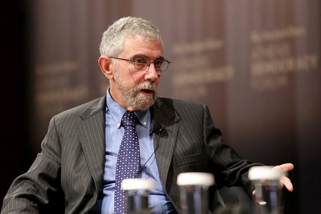 Σοβαρή προειδοποίηση του Νομπελίστα οικονομολόγου Πολ Κρούγκμαν για την παγκόσμια οικονομία