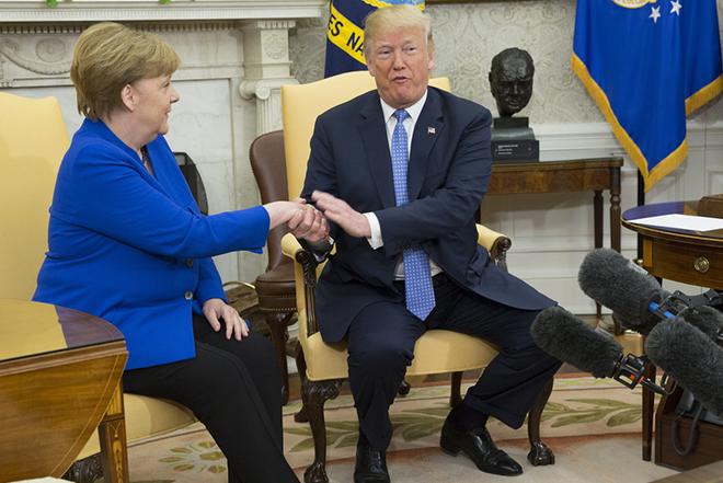 Γερμανία – Αμερική: Μια εμπορική σχέση που για άλλη μια χρονιά ίσως φέρει τον Τραμπ στα όριά του