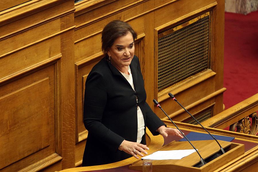 Μπακογιάννη: «Θα χρησιμοποιώ τον όρο Βόρεια Μακεδονία, αλλά δεν θα μιλήσω ποτέ για Μακεδόνα πρωθυπουργό»