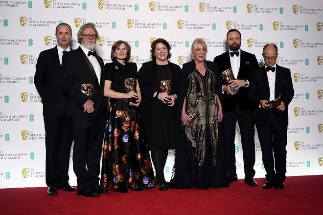 Σάρωσε το «The Favourite» του Λάνθιμου με επτά βραβεία BAFTA (Φωτογραφίες)
