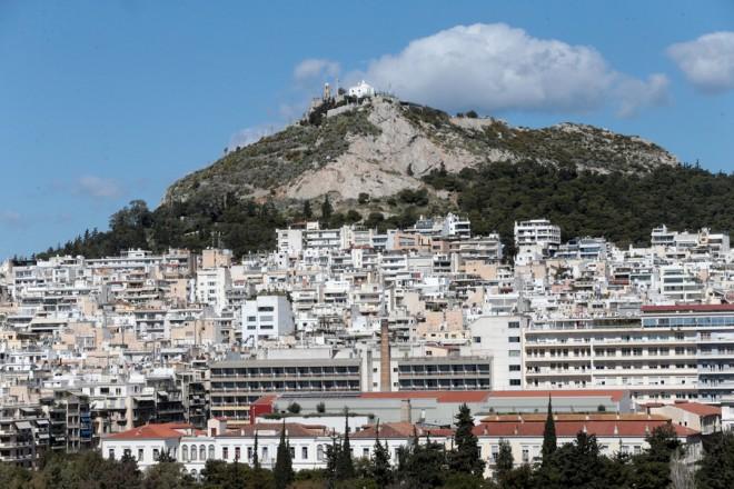 Αποψη της Αθήνας , Πέμπτη 15 Μαρτίου 2018 ΑΠΕ-ΜΠΕ/ΑΠΕ-ΜΠΕ/Παντελής Σαίτας
