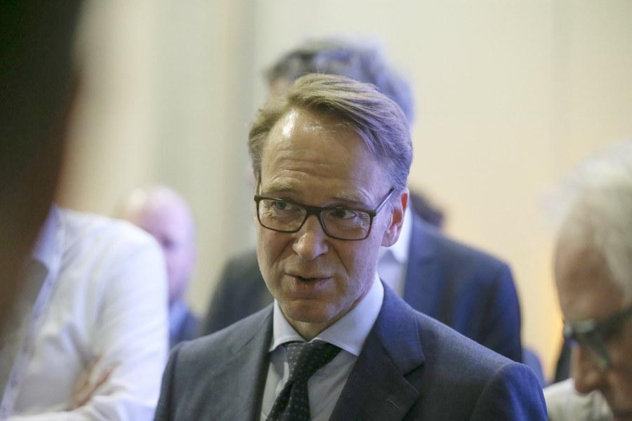 Βάιντμαν: Παραμένει ανοχύρωτη η Ευρωζώνη απέναντι σε κρίσεις- Υπαρκτός ο κίνδυνος για την ΕΚΤ