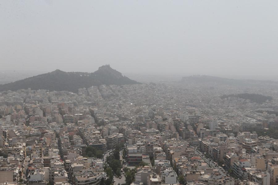 Αφρικανική σκόνη και αυξημένη θερμοκρασία τα χαρακτηριστικά του καιρού τη Μεγάλη Εβδομάδα