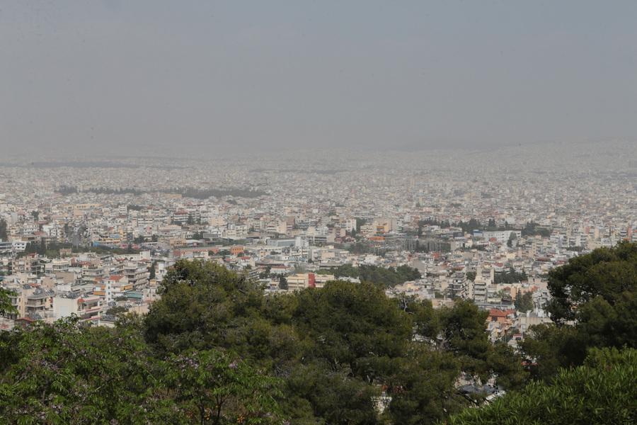 Ο καιρός σήμερα: Ζέστη και αφρικανική σκόνη