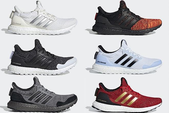 Αθλητικά παπούτσια της Adidas εμπνευσμένα από το Game of Thrones (Φωτογραφίες)