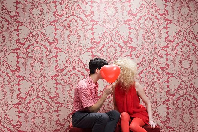 Ο έρωτας είναι θεραπευτικός σε ψυχή αλλά και σώμα!