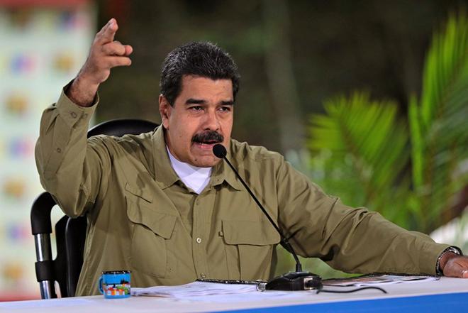Βενεζουέλα: O Μαδούρο έκλεισε τα σύνορα με τη Βραζιλία