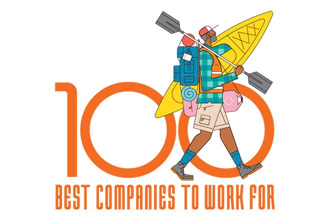 Νέα λίστα: Οι καλύτερες εταιρείες για να δουλεύεις