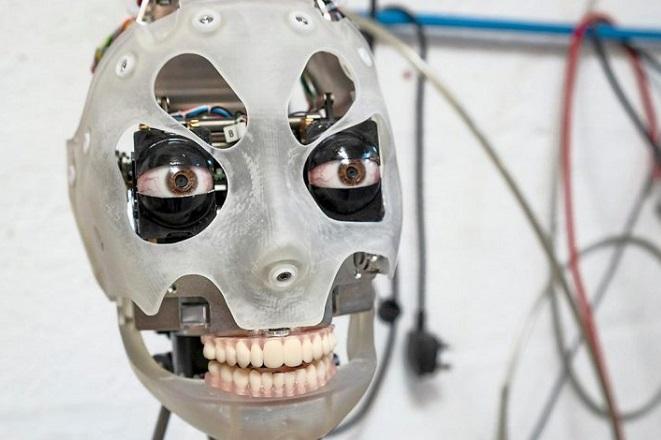 Πώς τα ρομπότ τεχνητής νοημοσύνης μαθαίνουν να σχεδιάζουν πορτραίτα