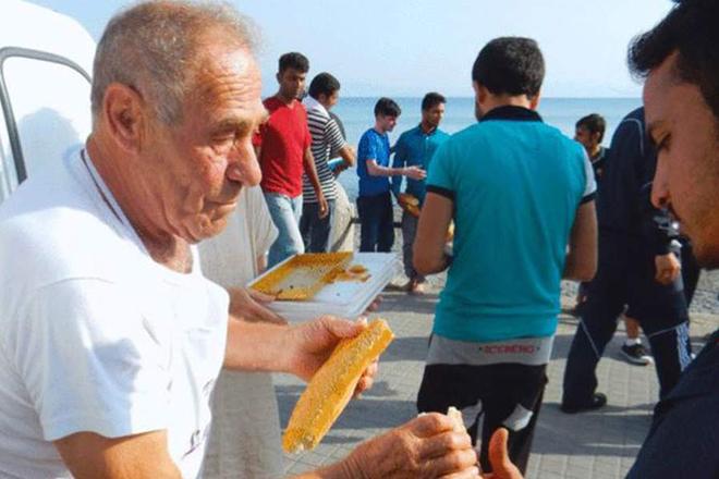 Έφυγε από τη ζωή ο Διονύσης Αρβανιτάκης, ο φούρναρης από την Κω που έγινε σύμβολο αλληλεγγύης στους πρόσφυγες