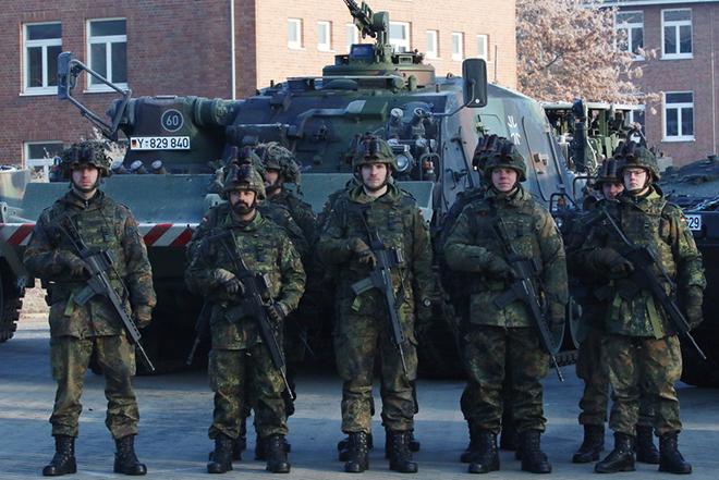 ΝΑΤΟ προς Γερμανία: Αυξήστε τις αμυντικές σας δαπάνες