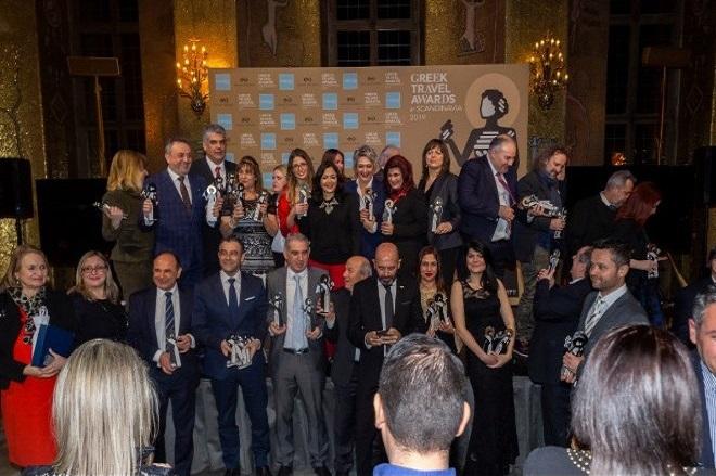 Greek Travel Awards: Ποιοι είναι οι αγαπημένοι προορισμοί των Σκανδιναβών στην Ελλάδα