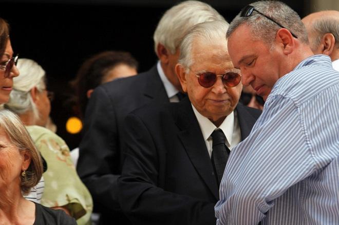 Έφυγε από τη ζωή ο πρώην πρόεδρος του Αρείου Πάγου Βασίλης Κόκκινος