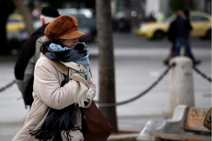 Χαλάει μετά την Πέμπτη ο ανοιξιάτικος καιρός – Έρχεται μεγάλη πτώση θερμοκρασίας στο Σαββατοκύριακο