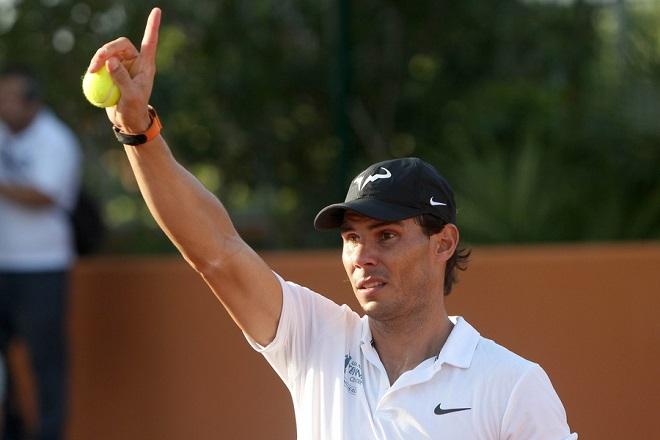 Η πρώτη σχολή τένις του Ναδάλ έρχεται στην Ελλάδα τον Μάιο