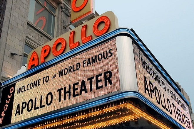 apollo theater ΑΠΕ