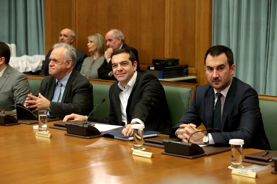 Συνεδριάζει το μεσημέρι το υπουργικό συμβούλιο – O Τσίπρας ορίζει νέα ηγεσία στον Άρειο Πάγο παρά τις αντιδράσεις