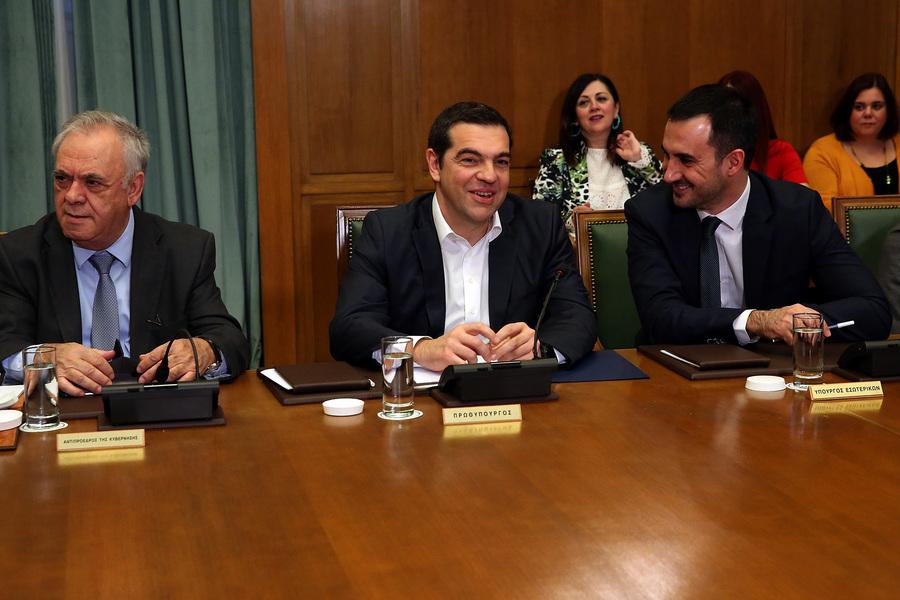 Επιδότηση στεγαστικών δανείων ύψους 200 εκατ. ευρώ για 180.000 νοικοκυριά ανακοίνωσε ο Αλέξης Τσίπρας
