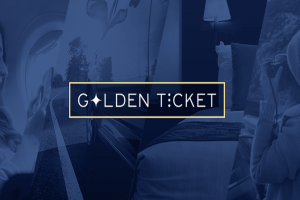 Golden Ticket aegean airlines