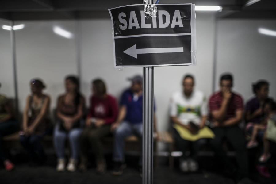ΟΗΕ: 3,4 εκατομμύρια πολίτες της Βενεζουέλας έχουν διαφύγει από τη χώρα τους