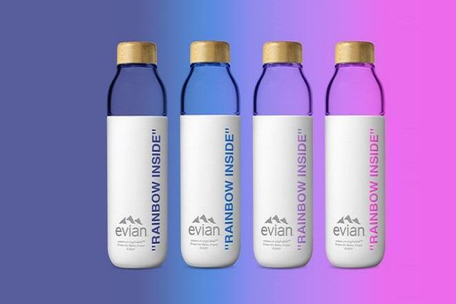 Αυτά είναι τα πρώτα «οικολογικά» μπουκάλια της Evian