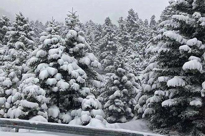 Με ψύχος, βροχές και καταιγίδες ο καιρός σήμερα- Δείτε πού χιονίζει