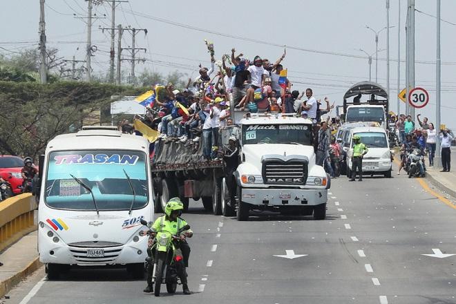Έκτακτα μέτρα ανακοινώνει η κυβέρνηση της Βενεζουέλας- Συνεχίζεται το black out