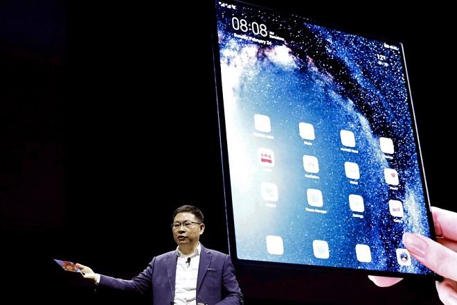 Στόχος της Huawei να γίνει ο μεγαλύτερος κατασκευαστής smartphones στον κόσμο