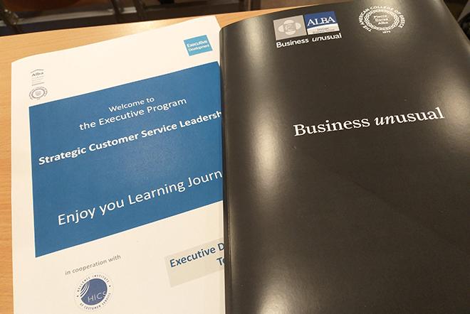 Στρατηγική συνεργασία του Alba με το Ελληνικό Ινστιτούτο Εξυπηρέτησης Πελατών
