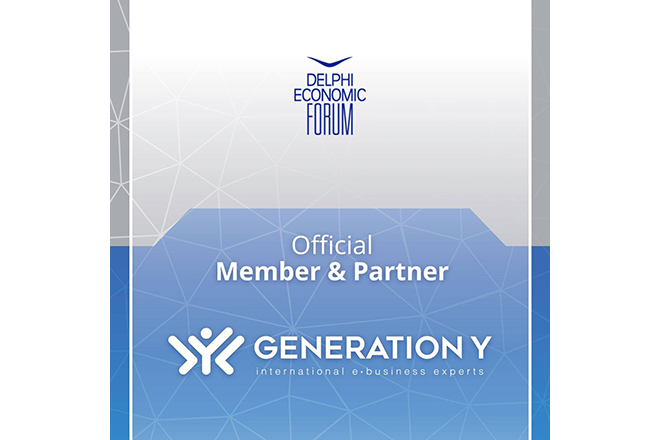 Για 4η χρονιά, η Generation Y επίσημο μέλος και συνεργάτης του Delphi Economic Forum