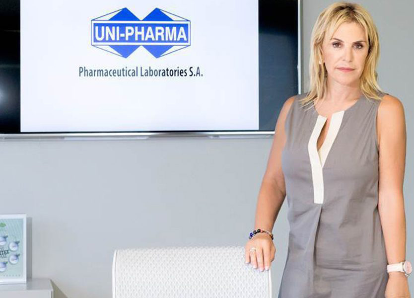 Σημαντική άνοδος 38% στα λειτουργικά κέρδη της Uni-Pharma
