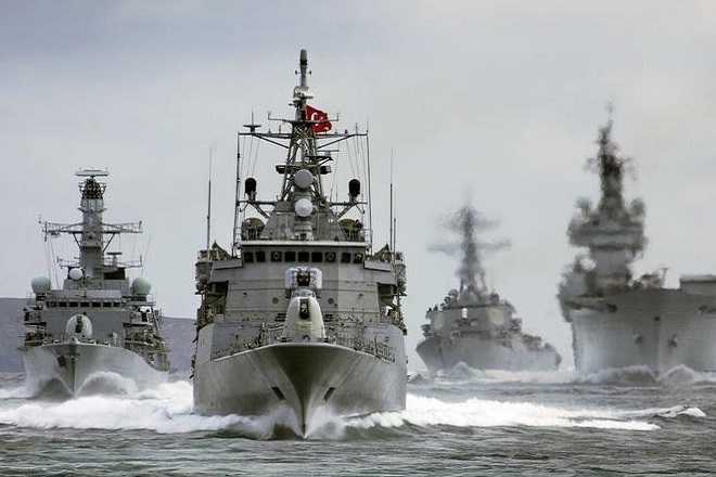 «Γαλάζια Πατρίδα»: Ξεκίνησε η επίδειξη δύναμης του τουρκικού στρατού