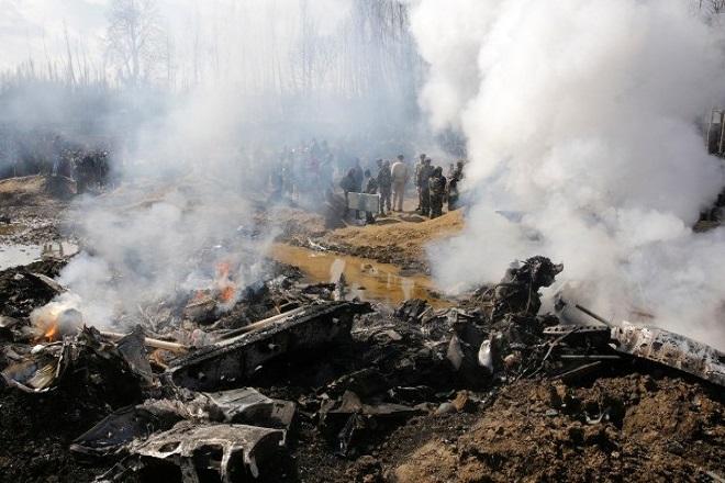 Σειρήνες πολέμου πάνω από το Κασμίρ: Κατάρριψη πολεμικών αεροσκαφών Ινδίας και Πακιστάν