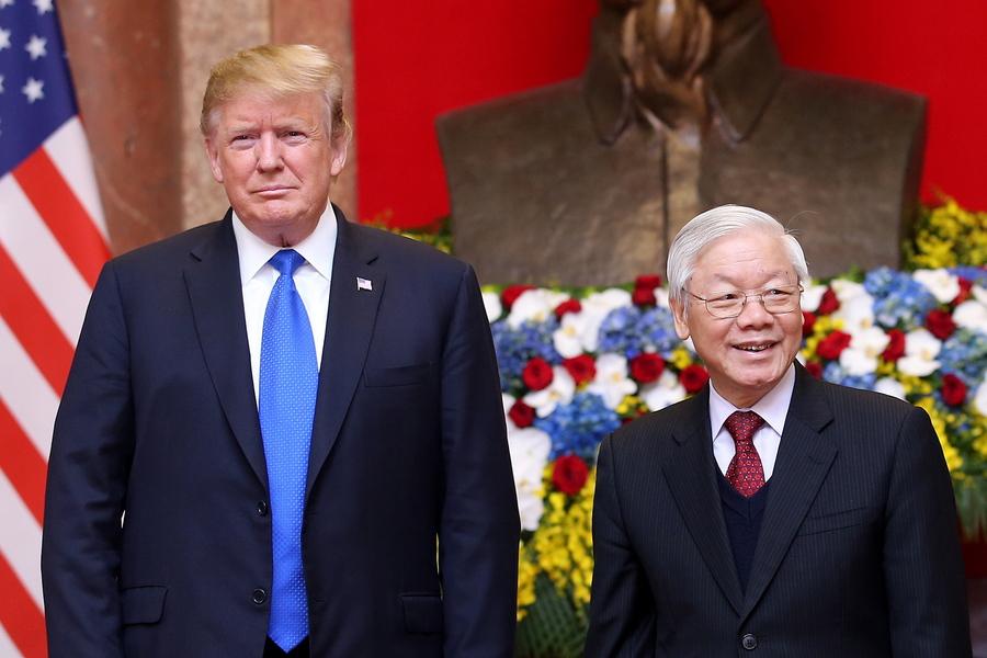 Οι ΗΠΑ θα πουλήσουν στο Βιετνάμ αεροσκάφη αξίας 20 δισ. δολαρίων