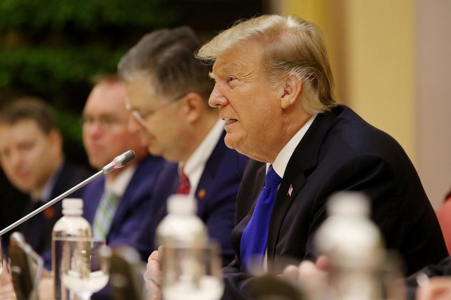 Τραμπ: «Τρομερές» οι δυνατότητες απο την αποπυρηνικοποίηση της Βόρειας Κορέας