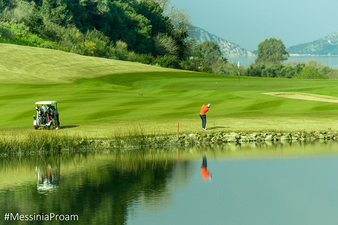 3 The Bay Course by Elias Lefas