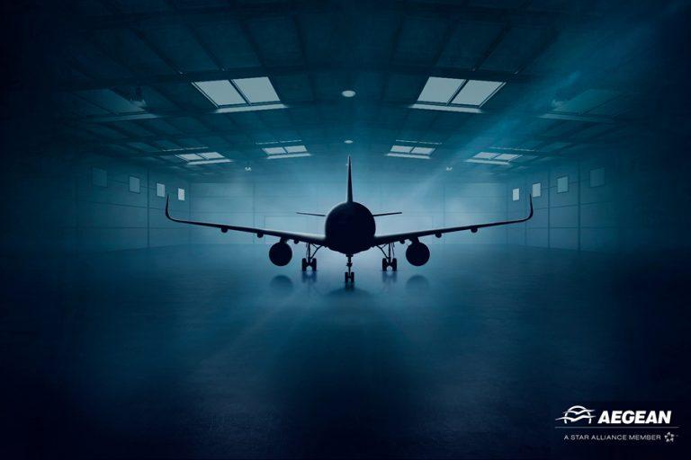 Η νέα εποχή της AEGEAN είναι εδώ. Δείτε πρώτοι live το νέο αεροσκάφος Airbus A320neo
