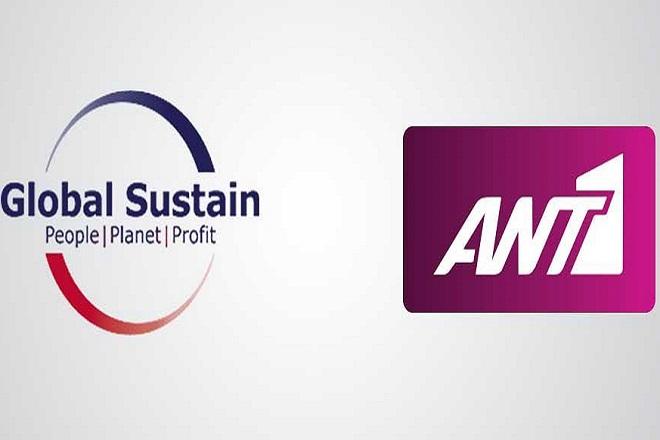 Ο ANT1 Platinum μέλος της Global Sustain
