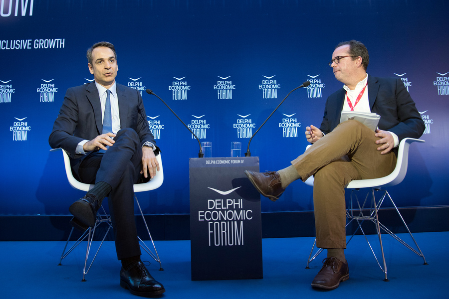 Μητσοτάκης: Η Ελλάδα θα γίνει success story στην Ευρώπη