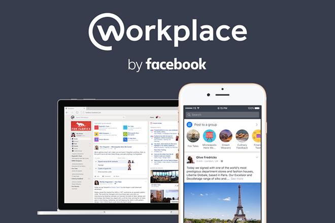Σε χρόνο-ρεκόρ ξεπέρασε το Facebook Workplace τους 2 εκατομμύρια επί πληρωμή χρήστες