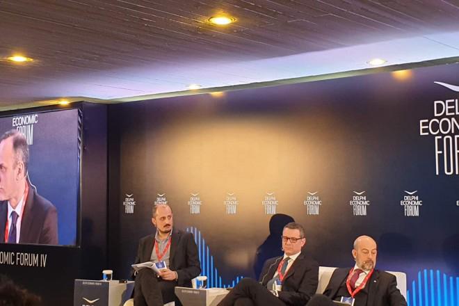 Delphi Economic Forum: Kάνοντας πράξη την ψηφιακή επιχείρηση