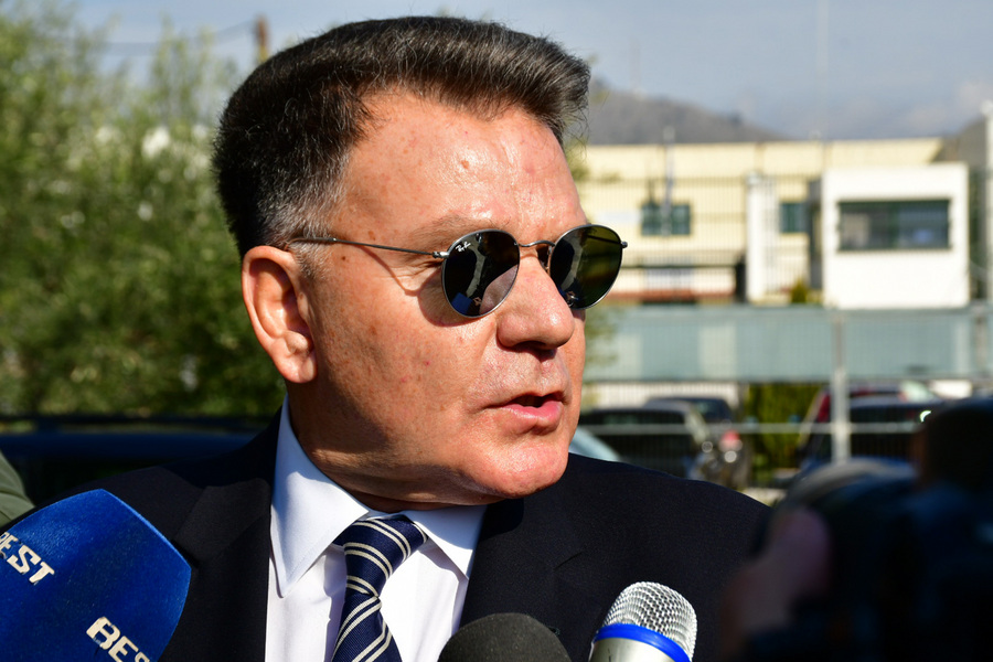 Πειθαρχική δίωξη κατά Κούγια για την επίθεσή του στον Λάκη Λαζόπουλο
