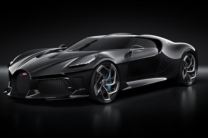 Η νέα Bugatti είναι το πιο ακριβό καινούριο αυτοκίνητο όλων των εποχών