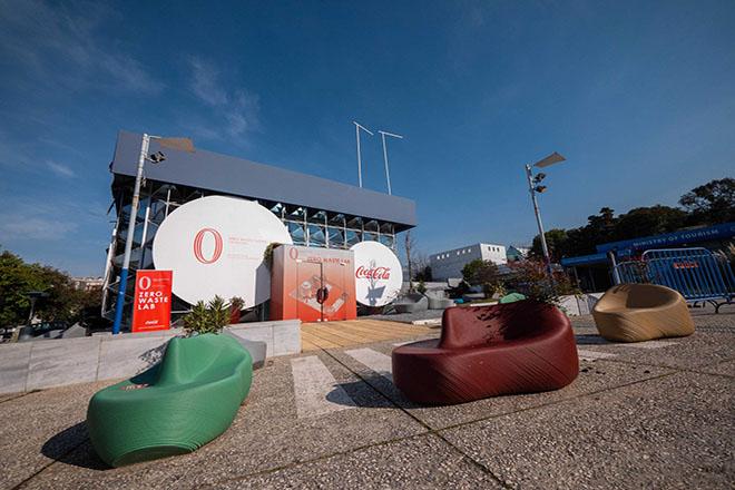 Coca-Cola: Με το «Zero Waste Lab» ανοίγει την πόρτα που οδηγεί στον κόσμο της ανακύκλωσης και της κυκλικής οικονομίας