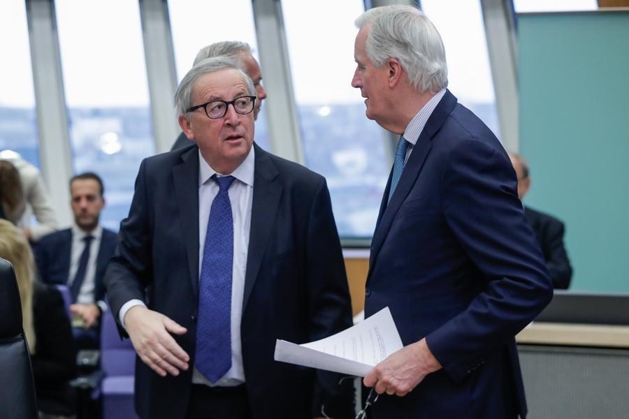 Νέες ιδέες για το backstop πρότεινε η Ευρωπαϊκή Ένωση στη Βρετανία