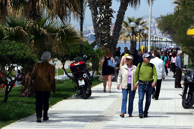 Σε ποια μέρη της Ελλάδας ο υδράργυρος άγγιξε τους 25 βαθμούς