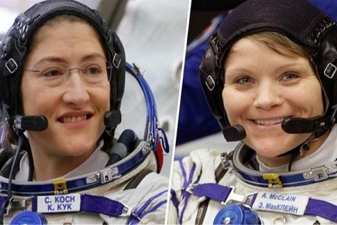 Είναι γεγονός: Αποστολή που αποτελείται μόνο από γυναίκες στέλνει η ΝΑSA στο διάστημα