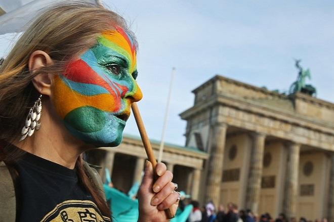 παγκοσμια ημερα της γυναικας βερολινο γερμανια