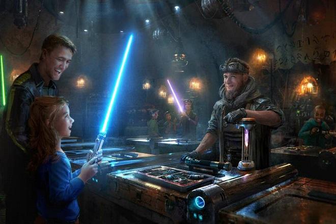 Οι κρατήσεις για το θεματικό πάρκο Star Wars στη Disneyland εξαντλούνται πριν καν ανοίξει